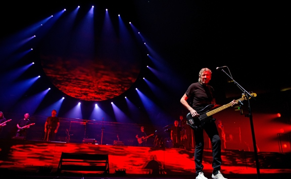 """Listo el tráiler oficial de la película """"Roger Waters Us + Them"""""""