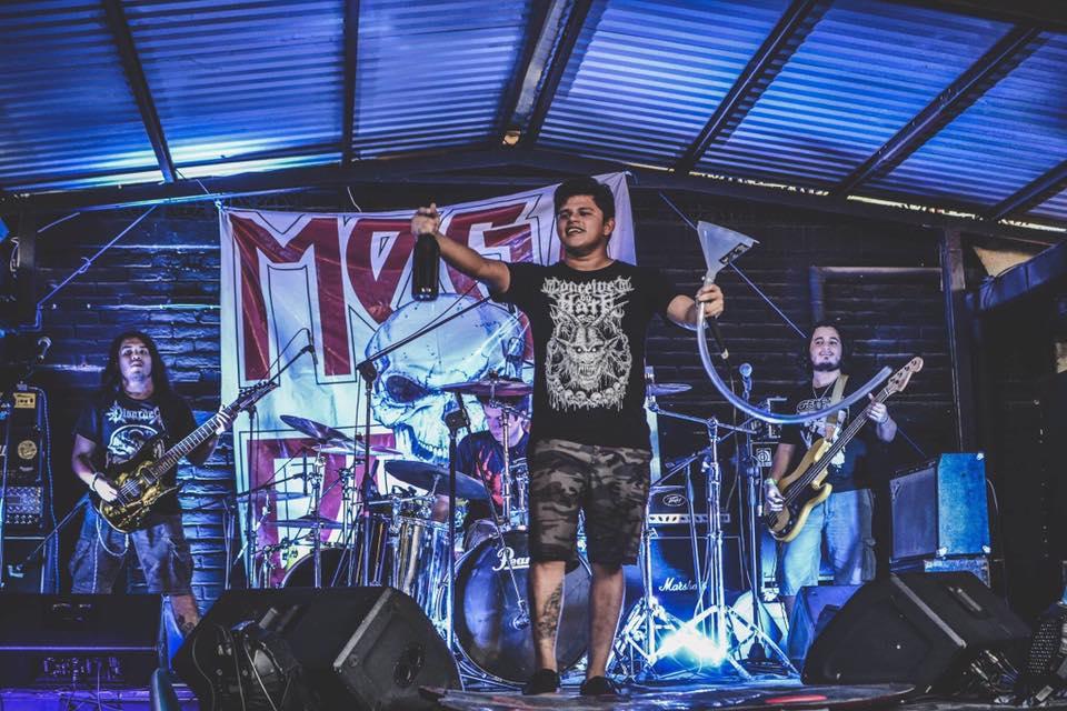 Asesinan a vocalista de 'Apes of God' durante concierto en Armenia