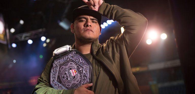 Mexicano gana batallas de rap a español