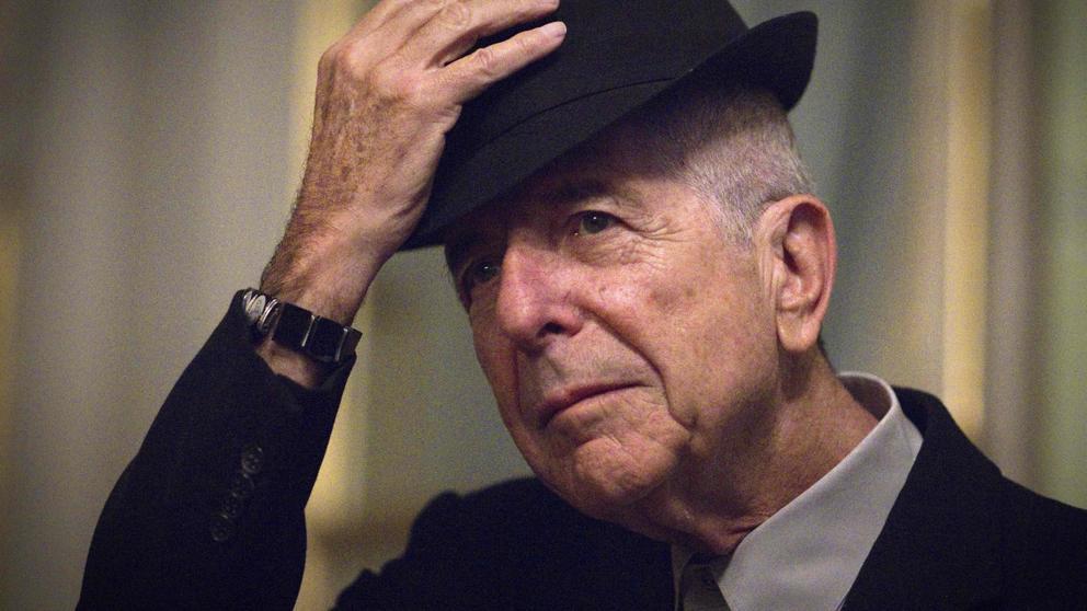 Disco póstumo de Leonard Cohen estará listo en noviembre