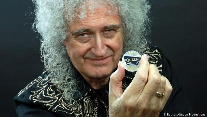 Reino Unido lanza moneda conmemorativa de Queen