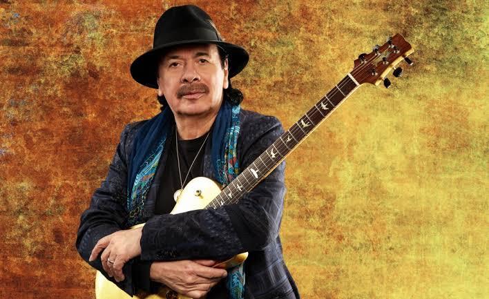 Carlos Santana lanzará su línea de productos de marihuana