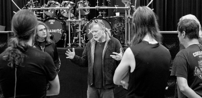 """""""Estoy de regreso"""", dice Dave Mustaine y anuncia gira de Megadeth"""