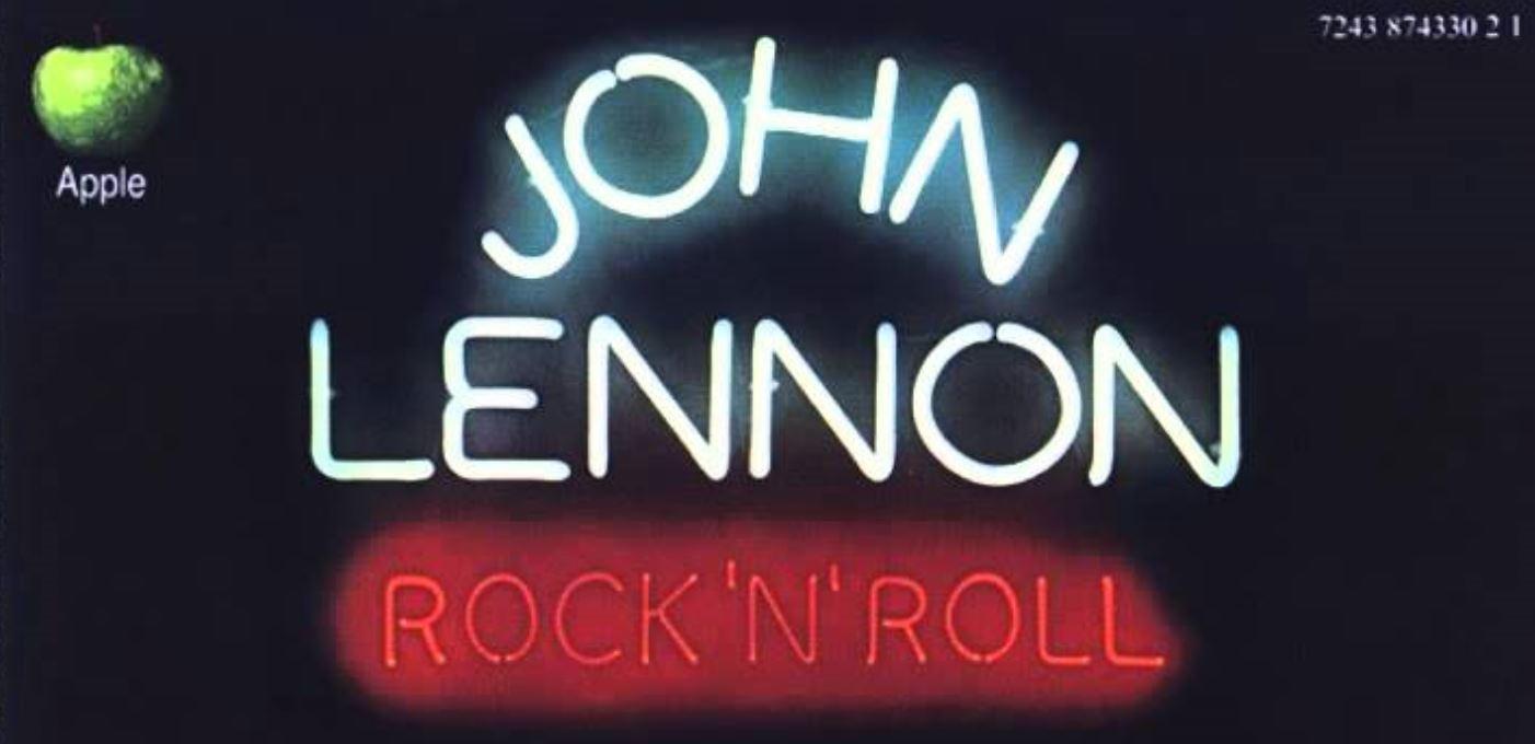 """La historia de """"Rock 'N' Roll"""", el álbum maldito de John Lennon que cumple 45 años"""