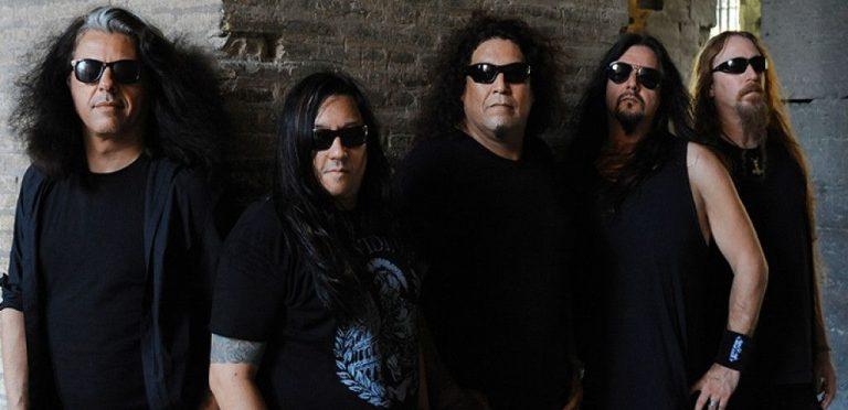 Miembros de la banda Testament dan positivo por COVID-19