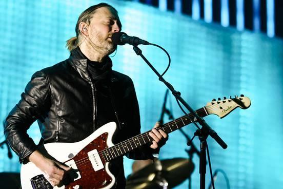 Radiohead te regala este icónico concierto