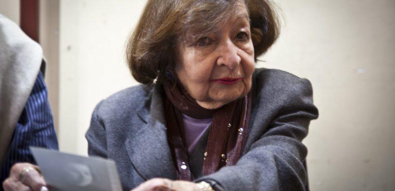 Murió la escritora mexicana Amparo Dávila