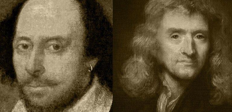 Lo que hicieron Shakespeare y Newton durante las pandemias