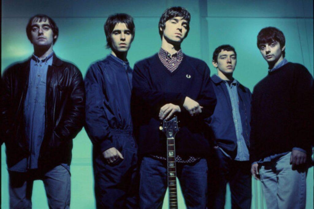 Oasis estrena canción que estuvo perdida por 15 años