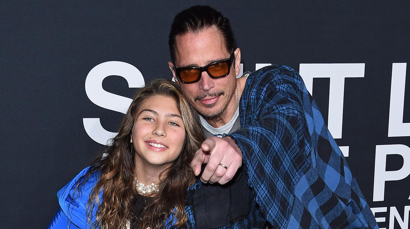 Hija de Chris Cornell canta'Hunger Strike' de The Temple of the Dog