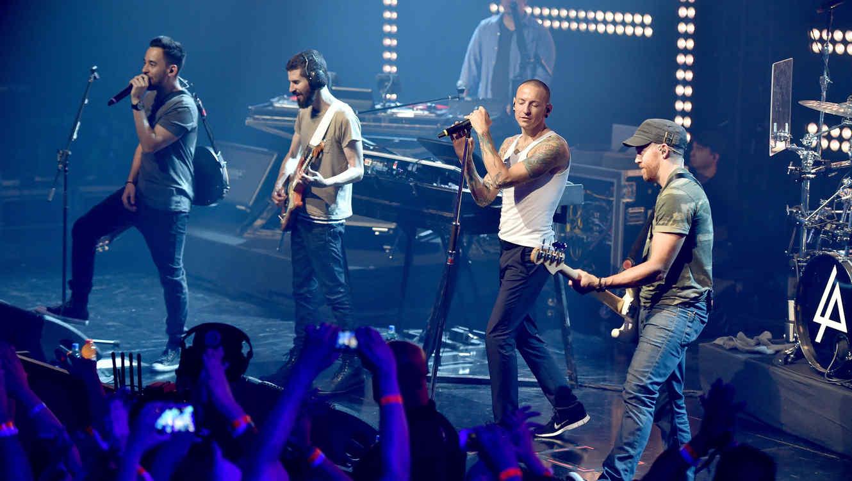 Linkin Park trabaja en nueva música