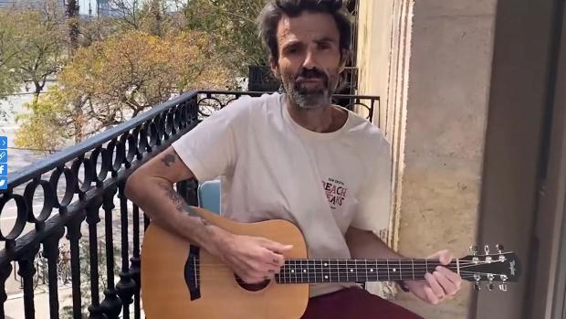 Pau Donés, líder de Jarabe de Palo anuncia su regreso