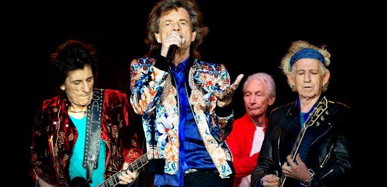 Ni la cuarentena detiene a The Rolling Stones; lanzan nueva rola