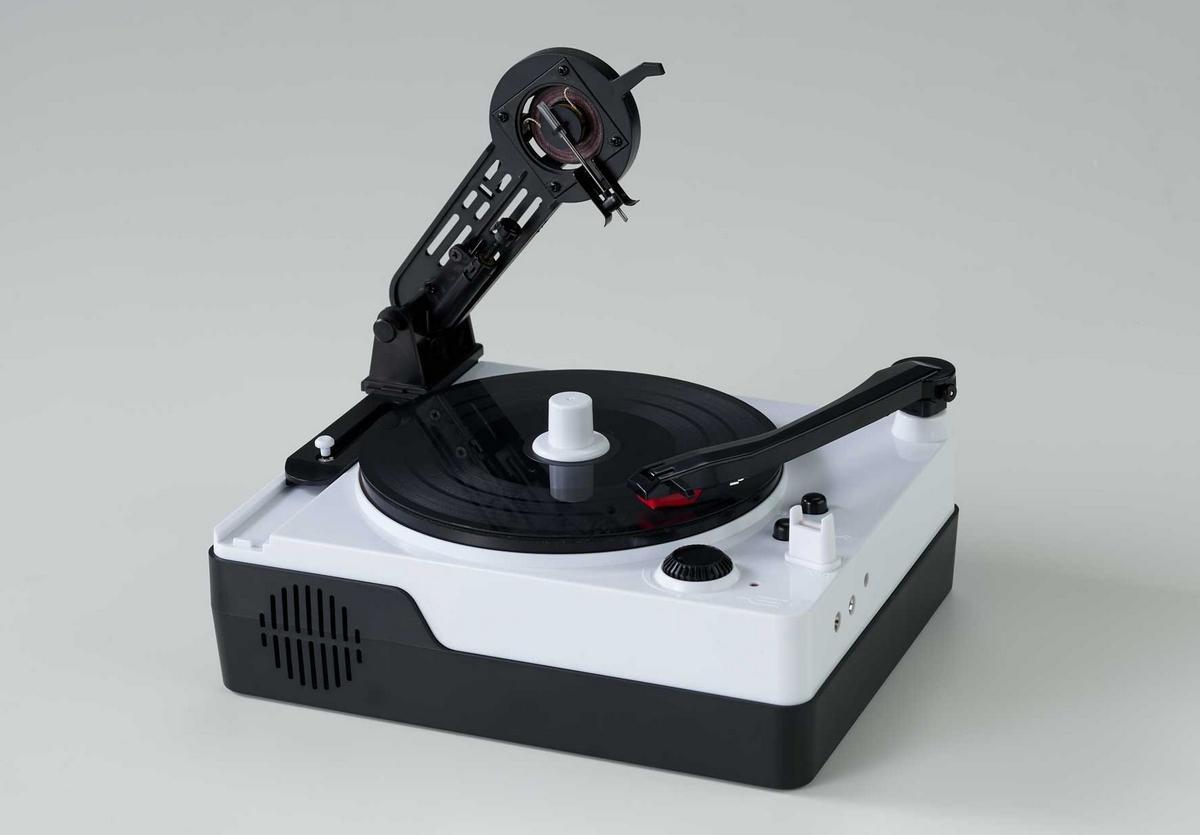 Ya puedes grabar tus propios vinilos con Instant Record Cutting Machine