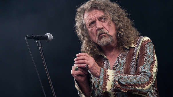 Robert Plant elige sus canciones favoritas de Led Zeppelin