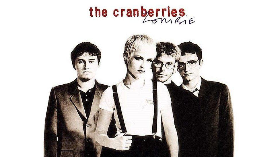 """""""Zombie"""" de The Cranberries se convierte en el quinto video más visto en Youtube"""