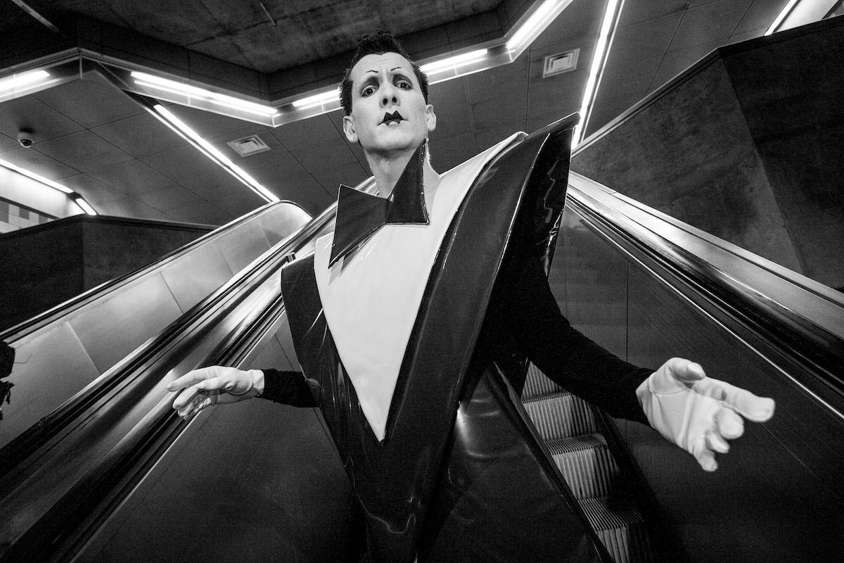 Klaus Nomi, el extraterrestre que cautivó a David Bowie