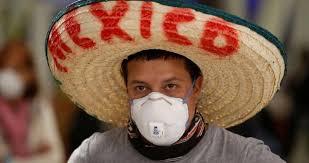 México entre los 10 paises con el mayor numero de muertes por Covid-19