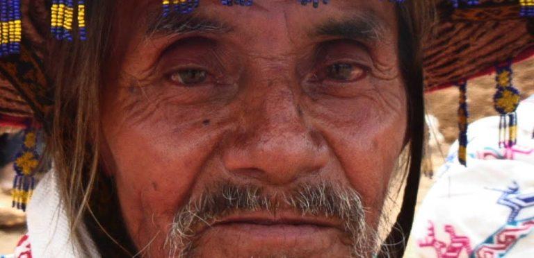 Murió Don Eustolio de Yurata; el gran maestro del fuego en el pueblo huichol