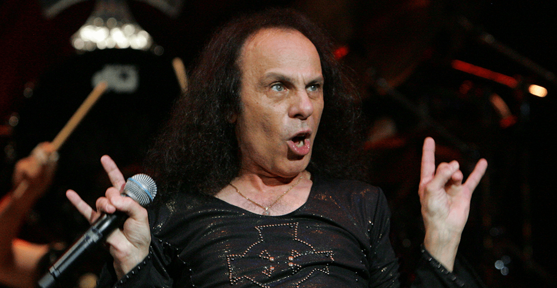 El Salón de la Fama del Rock & Roll es una 'broma' por no inducir a Dio, dice Vinny Appice
