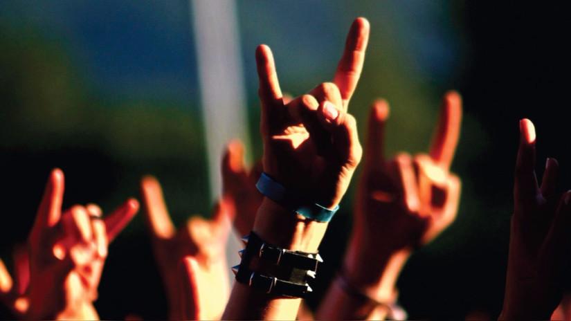 Las 50 bandas de rock y metal más escuchadas en Spotify