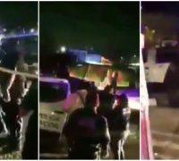 Policías matan a albañil por no usar cubrebocas