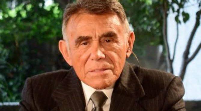 Falleció el actor Héctor Suárez a los 81 años de edad