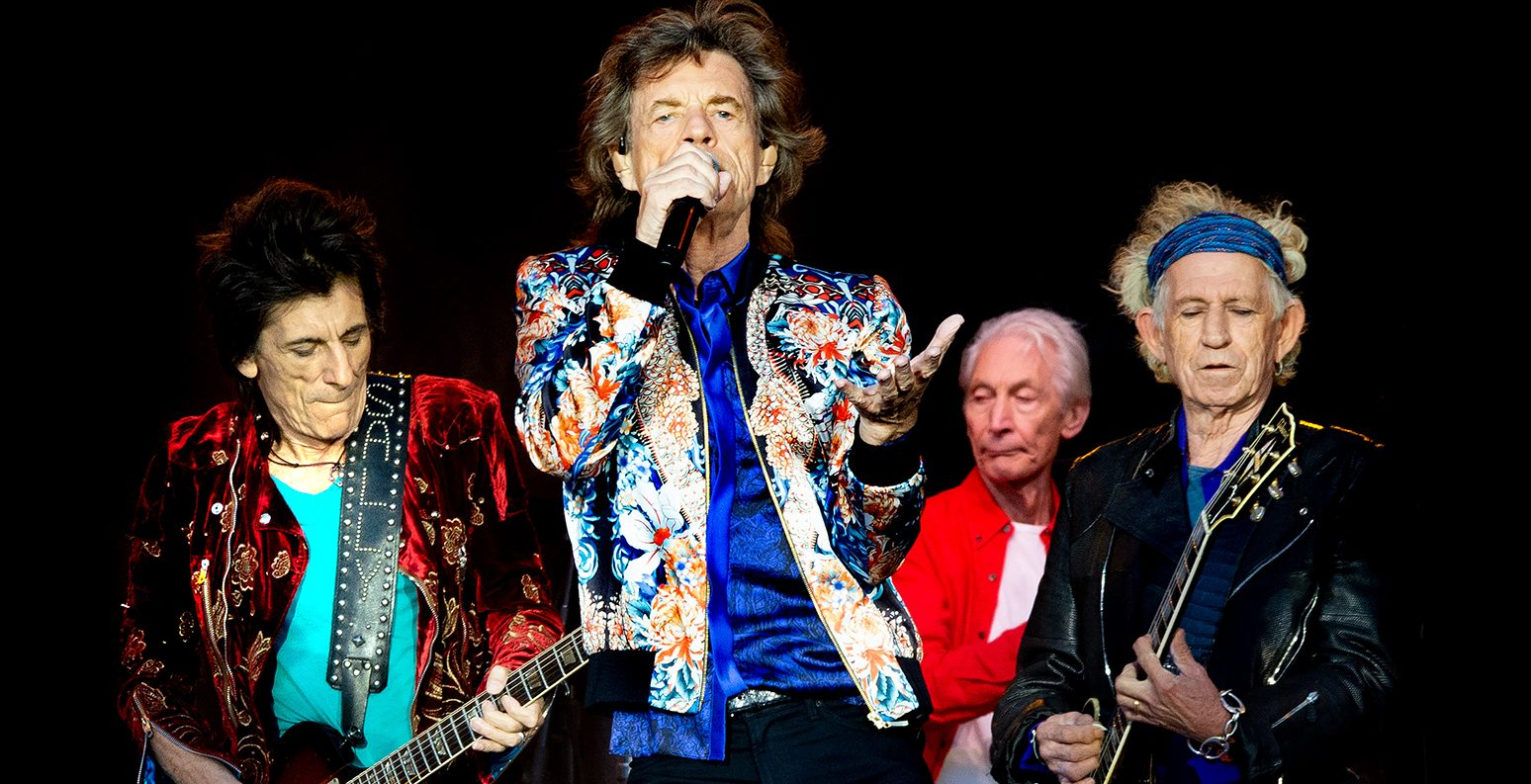 The Rolling Stones advierten Donal Trump