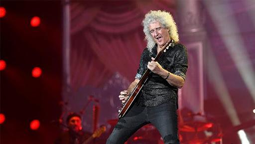 Brian May fue elegido como el mejor guitarrista de rock de todos los tiempos
