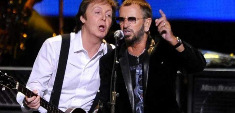 Ringo Starr celebrará su cumpleaños 80 con Paul McCartney en concierto online