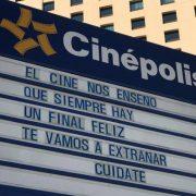 Cinépolis y Cinemex cerrarán complejos en algunas ciudades de México