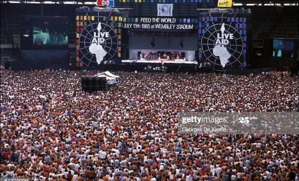 ¿Por qué el 13 de julio se festeja el Día Mundial del Rock?