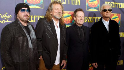 "Led Zeppelin y la larga disputa legal por plagio de ""Stairway To Heaven"""
