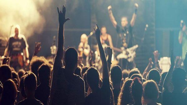 La lista de lo 10 países que más escuchan rock