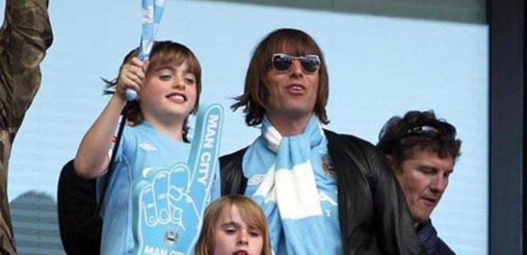 Liam Gallagher promete concierto en Argentina si Messi llega al Manchester City
