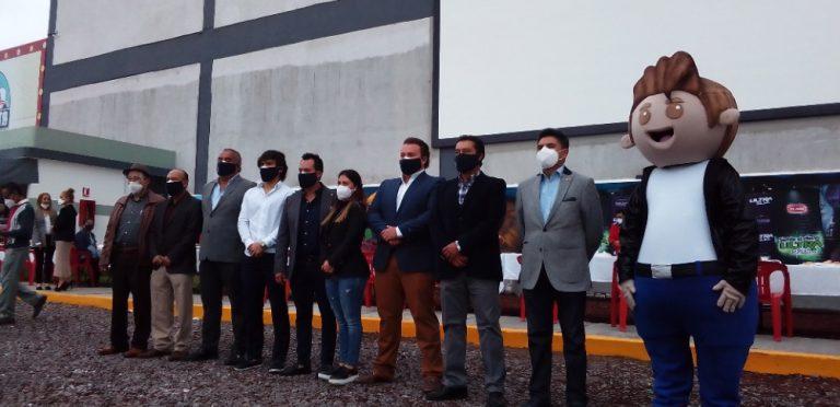 Autocinema Scaleta llegará a Puebla