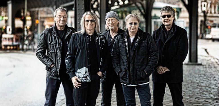 Deep Purple regresa con «Woosh!», rock duro para un apocalipsis