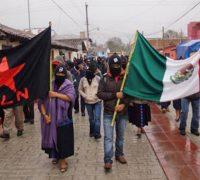 Advierten incremento de violencia contra el EZLN