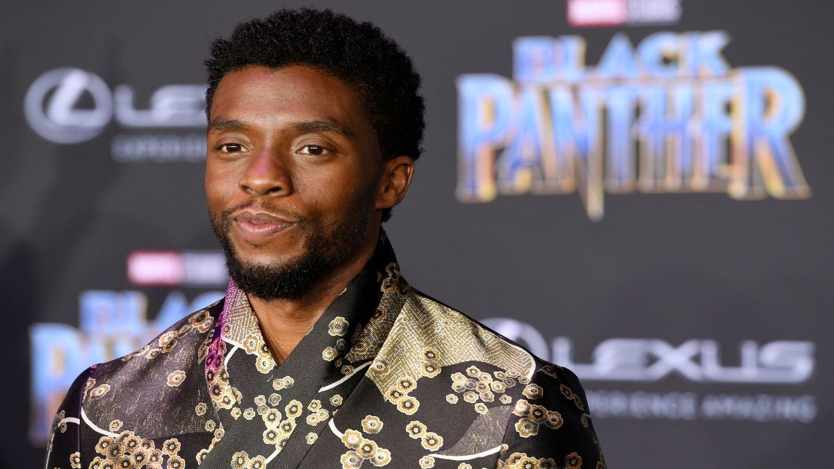 "Murió Chadwick Boseman, protagonista de ""Black Panther"""