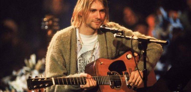 Canción de Nirvana se coloca en los primero lugares gracias a The Batman