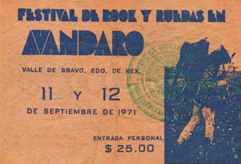 Historias de Rock: El Festival Avándaro