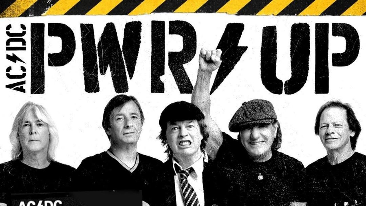 AC/DC: Brian Johnson, Phil Rudd y Cliff Williams están de regreso