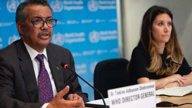 """OMS pide a México """"tomar en serio"""" la pandemia de Covid-19"""