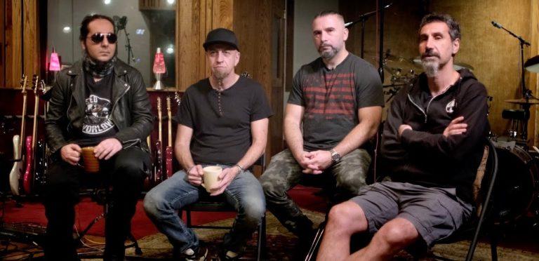 System Of a Down: Revelan que han recibido amenazas de muerte