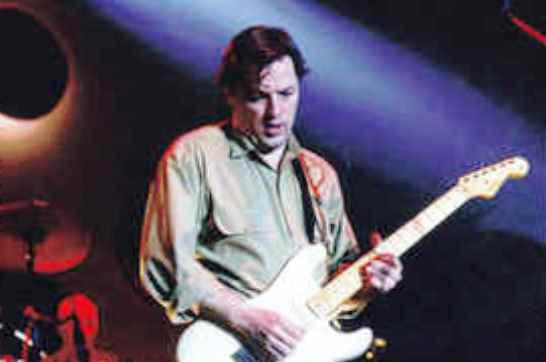 Pink Floyd: Concierto íntegro y gratuito de David Gilmour en Hammersmith de 1984
