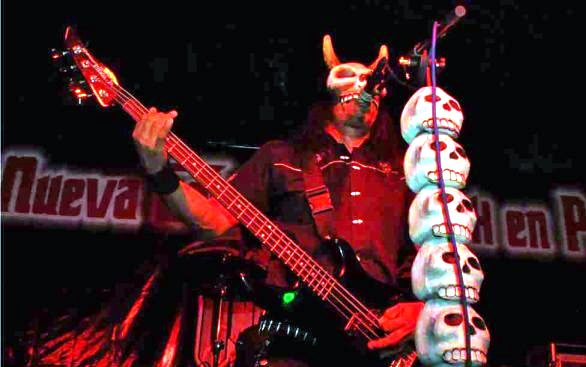 'Charro Negro', de leyenda urbana a banda de metal core
