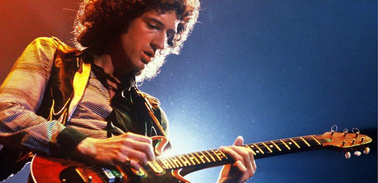El solo de guitarra de 'Bohemian Rhapsody' es elegido como el mejor de la historia