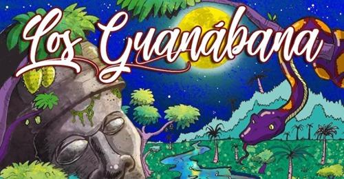 Los Guanábana presentan su nuevo disco