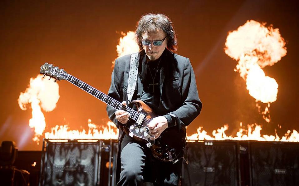 """Tony Iommi de Black Sabbath: """"No creo que el rock vaya a morir"""""""